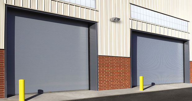 Beau Commercial Rollup Door Manassas Virginia